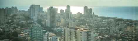 Vista de la Habana desde el edificio Focsa
