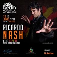 RICARDO NASH NUEVO